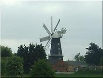 TF1443 : Heckington Mill by Donnylad