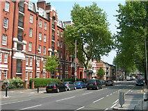 TQ3179 : Borough Road, SE1 by Danny P Robinson