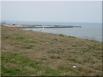 NZ4349 : Seaham Harbour, taken from Nose's Point by Brian Abbott
