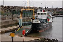 D1241 : The Rathlin ferry (2) by Albert Bridge