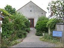 SK3030 : Findern Methodist Church by Ian Calderwood