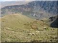 SH6261 : Cwm Bual - a hanging valley by Eric Jones