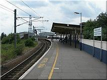 TQ2182 : Platform 5, Willesden Junction Station by Danny P Robinson