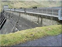 NN6039 : Ben Lawers Dam by James Allan