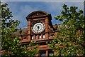 J3374 : The Bank Buildings, Belfast (detail) by Albert Bridge