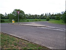 TM4172 : Junction with A12 by Claire Haystead