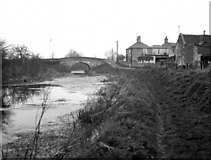 ST8359 : Widbrook Bridge, Kennet and Avon Canal by Dr Neil Clifton