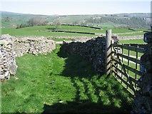 SD8167 : Lane to Hargreaves Barn by John S Turner