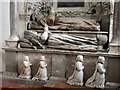 SK9488 : Interior of St Michael, Glentworth by Dave Hitchborne