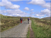 NN2844 : The West Highland Way by Walter Baxter