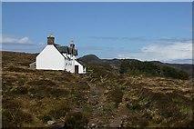 NB9908 : The old Schoolhouse,Tanera Mòr by Bob Jones