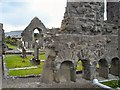 G9277 : Friary and Cemetery Donegal by Kay Atherton