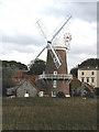 TG0444 : Cley Windmill by Pauline E