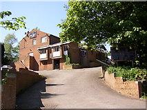 SE1321 : The Bramble Inn, Holly Bank Road, Rastrick by Humphrey Bolton