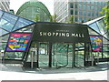TQ3780 : Entrance to Jubilee Place Shopping Mall by Danny P Robinson
