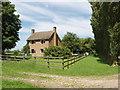 SP4307 : Pinkhill Farm by David Hawgood