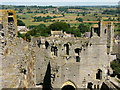 SE1287 : Middleham Castle by Chris Gunns