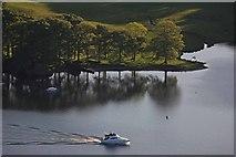 SD3787 : Lake Windermere by Simon Barnes