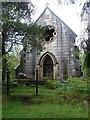 NN0759 : Secluded mausoleum near the B863 to the north of Loch Leven by John McLuckie