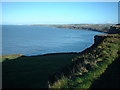 NX9515 : Saltom Bay looking towards Whitehaven by Adie Jackson