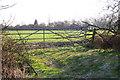 SP8411 : Weston Turville - open fields by Chris Sugg