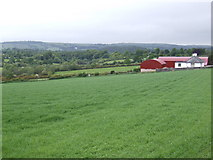 S9055 : Red barns by Jonathan Billinger
