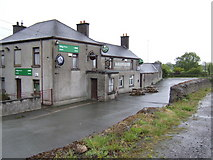 N9452 : Gilsenan's Pub and Post Office, Drumree, Co. Meath by Jonathan Billinger