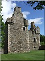 NJ3914 : Glenbuchat Castle by Stanley Howe