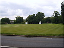TL0506 : Another cricket field, near Boxmoor by Michael Wright