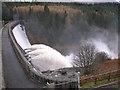 NN3780 : Laggan Dam by John Stewart
