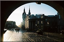 NJ9406 : Aberdeen: Castlegate and Union Street by Chris Downer