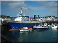 G7176 : Killybegs Harbour by Adie Jackson