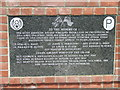 TM3989 : Memorial To Crashed B24 by Keith Evans