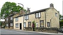 SE2334 : Houses in Swinnow Road by Betty Longbottom