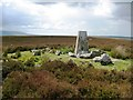 NY7160 : Cairn End by Mike Quinn