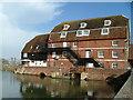 SU4603 : Ashlett Mill by Chris Hayles