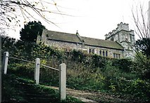 ST7807 : Ibberton: village of determined parishioners by Chris Downer