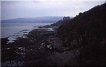 NS2209 : Culzean Country Park shoreline by Trevor Rickard