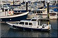 J5082 : A Limerick Lady in Bangor by Albert Bridge