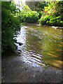 NT9304 : Ford, River Coquet, Harbottle by Andy Gryce