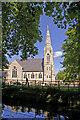 TQ3296 : Trinity Church, Church Street, Enfield by Christine Matthews