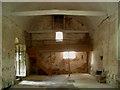 SO6960 : Interior of Old St Bartholomew's Church by Trevor Rickard
