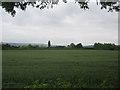 ST6664 : Farmland south of Burnett by Phil Williams