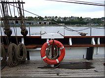 S7127 : View across the River Barrow by ceridwen