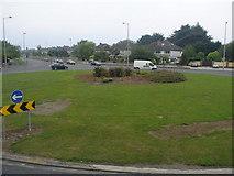 O2425 : R118 Roundabout by Raymond Okonski
