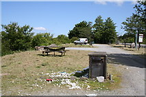 C2412 : Roadside picnic place on N13, Co Donegal by Dr Neil Clifton