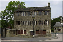 SD8122 : Weavers Cottage Rawtenstall by Robert Wade