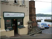SW8132 : Falmouth by Kenneth  Allen