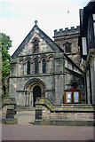 SJ9223 : St Chad's Church, Stafford by Stephen Pearce