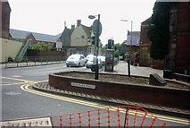 SJ9223 : Mill Bank, Stafford by Stephen Pearce